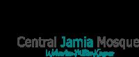 MKCJM Mosque Official Logo - Children Classes - Central Jamia Mosque, Wolverton Milton Keynes